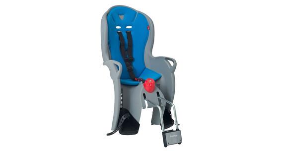 Hamax Sleepy Kindersitz grau/hellblau